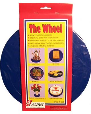 "10"" Diameter Sculpting Wheel"