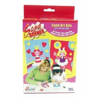 ACTIVA® Sand Scenes™ Sand Art Kits - Girly Girls