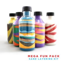 Mega Fun Pack - Sand Layering Activity Kit