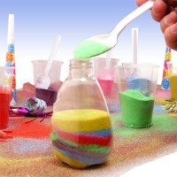 Mini Party Pack - Sand Layering Activity Kit